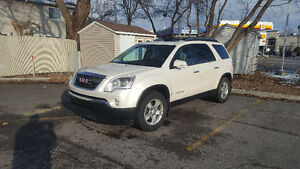 2008 GMC ACADIA SLT - CUIR/TOITS/7 PASS. - Excellente condition
