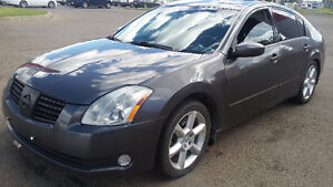 2006 NISSAN MAXIMA WITH SUNROOF/MOONROOF