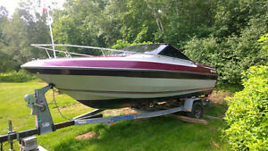 Affordable speed boat for sale or trade