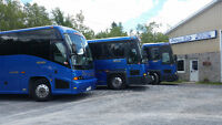Wanted - Motorcoach Driver