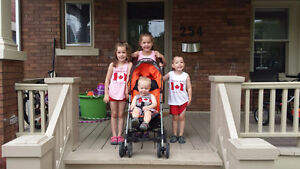 Part-Time Nanny in Old South London Ontario image 1