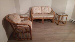 meubles rotin