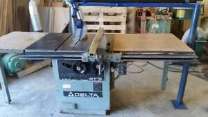 """Delta RT-31 10"""" Industrial Table Saw"""