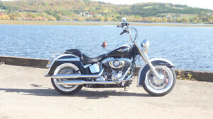2013 Harley Softail Deluxe