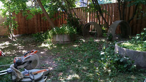 MB Construction- Fence's & Retaining Walls- will beat any price! Kawartha Lakes Peterborough Area image 1