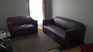 Brand New Brown Sofa and Loveseat for Sale