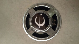 "12"" Epiphone Speaker (8 ohm) London Ontario image 1"