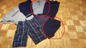 Vêtement uniforme Garçon Essj  st joseph st hyacinthe