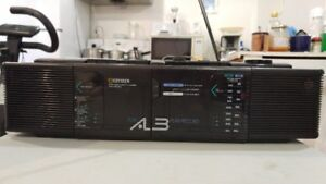 CITIZEN AM/FM radio stereo cassette recorder