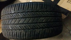 AllSEASON / SUMMER TIRES  255 /35 /18