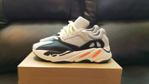 YEEZY 700 WAVERUNNER BOOST SIZE 10.5 NEW IN BOX AUTHENTIC