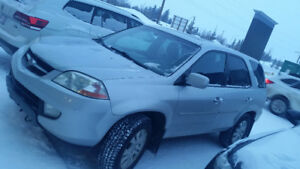 SUV ACURA MDX WITH 4x4 lock and Tow Package  CALL 403 615 8038
