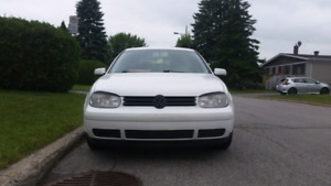 Volkswagen Golf city 2.0 2007 Manuelle