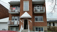 Large 3 1/2 for rent in Lachine