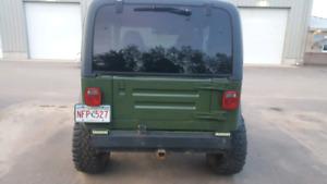 2002 Jeep TJ 4.0L 5 SPEED