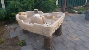 Little Tikes Pirate Ship Sand and Water Play Table