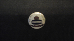 Guelph Curling Club Silver Anniversary Ladies Pin