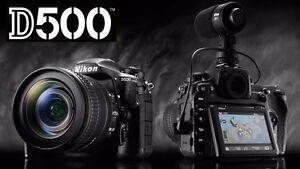 Nikon D500 Body Stratford Kitchener Area image 1