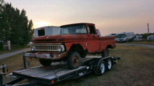 WANTED: 1963 to 1966 GM TRUCK PARTS