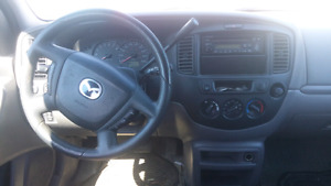 2001 Mazda Tribute for parts