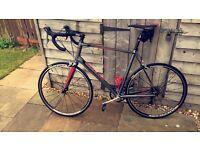 XL, Giant defy 5 2014 road bike, mavic Aksium Elite wheel upgrade