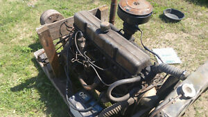 Complete  1946-1951 GM Engine and transmission
