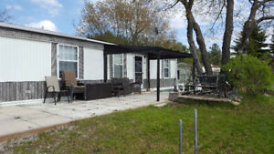For sale 60' x 14' park model in Reflections RV Park.
