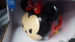 Disney - Tsum Tsum Minnie Mouse Alarm Clock - Bulb Botz 7'' 2020916 New with box