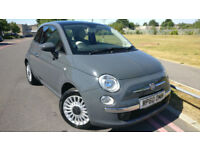2010 60 Fiat 500 1.2 ( 69bhp ) LOUNGE +++VERY LOW MILEAGE+++