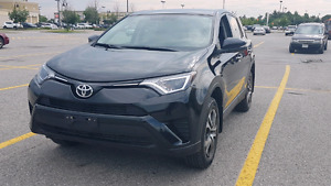 2016 Rav4 LE AWD NO ACCIDENT FACTORY WARRANTY