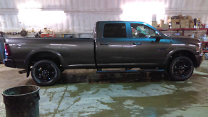 Deleted/ Tuned 2017 Ram 3500 Long Box Laramie