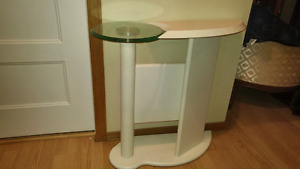 Belle table moderne