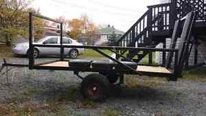 4 by 8  trailer for sale
