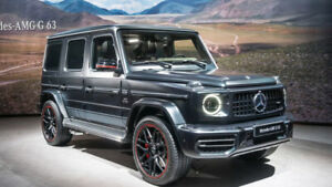Paying high dollars to purchase Mercedes G63, GLS, Range Rover