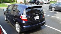 2009 Honda Fit Sport Berline