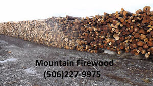 DRY MOUNTAIN FIREWOOD LTD  ORDER  NOW 1.5 year old wood