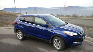 2015 Ford Escape SE 4WD 6-Speed Selectshift Auto transmission