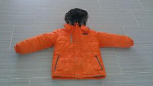 Boys Oshkosh jacket and snow pants size 7