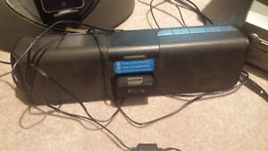 iHome Portable Stereo and Charger - Will Deliver!