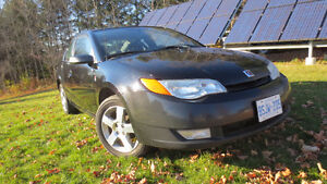 2007 Saturn ION 3 Quad Coupe  SAFTIED&CERTIFIED ONE OWNER $2499