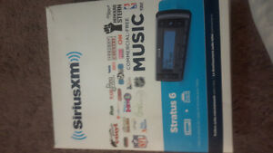 New Sirius xm radio kit