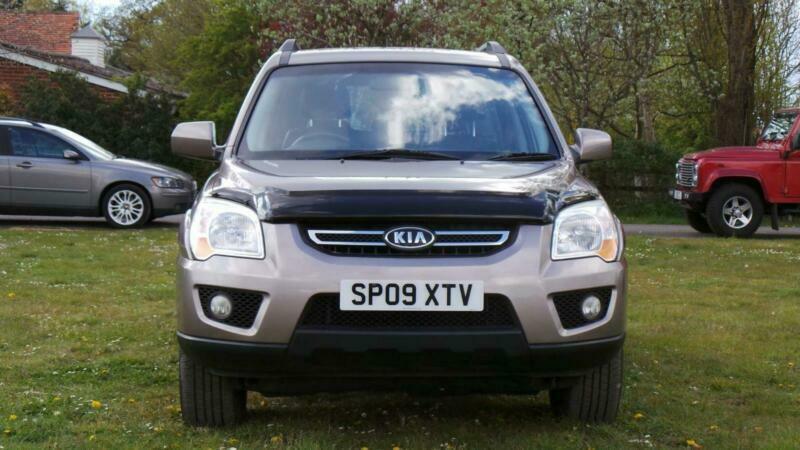 2009 Kia Sportage 2.0 XS 4WD 5dr SUV Petrol Manual
