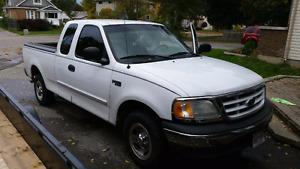2002 Ford F-150 2WD 144000KM.  *****1300 OBO****