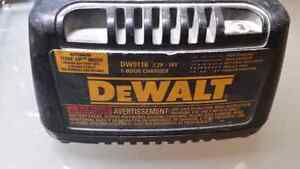 Dewalt 18V Charger   Works great   Only 40 firm  I also have two