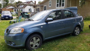 Body and interior in very good condition