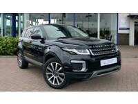 2016 Land Rover Range Rover Evoque 2.0 eD4 SE (s/s) 5dr SUV Diesel Manual