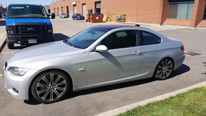 09 BMW 335xi coupe M3 package $9000
