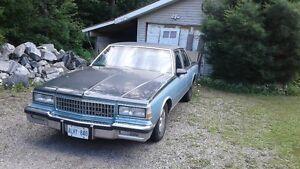 1987 Chevrolet Caprice Sedan