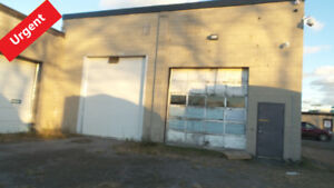 2000SF STORAGE SPACE LONG/MONTHLY FOR RENT HEATED 24H MONITORED