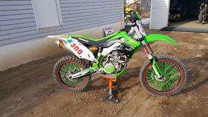 2015 kx 450r